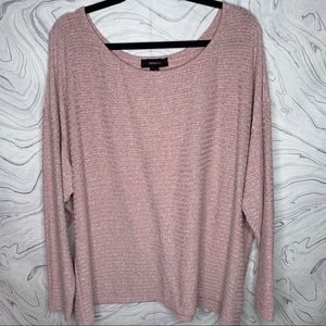 NWOT Forever 21+ Ribbed Sweater 3XL